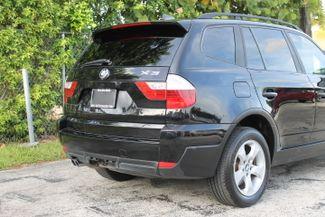 2008 BMW X3 3.0si Hollywood, Florida 46