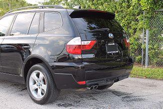 2008 BMW X3 3.0si Hollywood, Florida 47