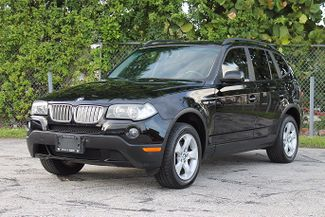2008 BMW X3 3.0si Hollywood, Florida 14