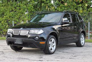 2008 BMW X3 3.0si Hollywood, Florida 10