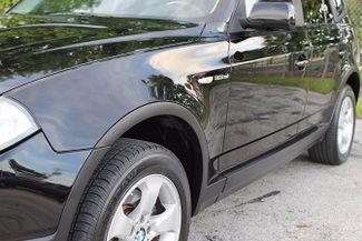 2008 BMW X3 3.0si Hollywood, Florida 11