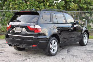 2008 BMW X3 3.0si Hollywood, Florida 4