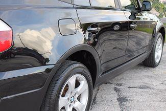 2008 BMW X3 3.0si Hollywood, Florida 5