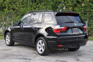 2008 BMW X3 3.0si Hollywood, Florida 7