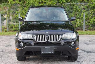 2008 BMW X3 3.0si Hollywood, Florida 12