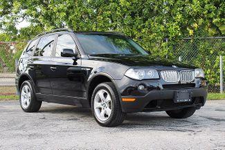 2008 BMW X3 3.0si Hollywood, Florida 13