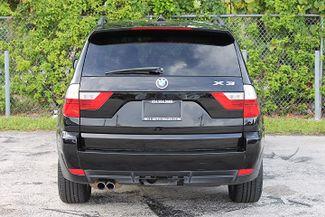 2008 BMW X3 3.0si Hollywood, Florida 6