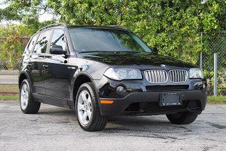 2008 BMW X3 3.0si Hollywood, Florida 1