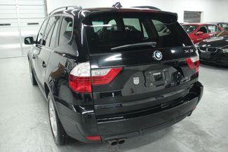 2008 BMW X3 3.0si Kensington, Maryland 10