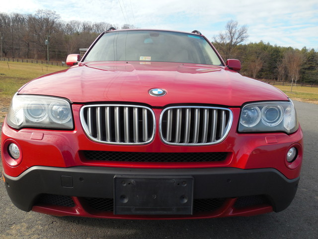 2008 BMW X3 3.0si Leesburg, Virginia 6
