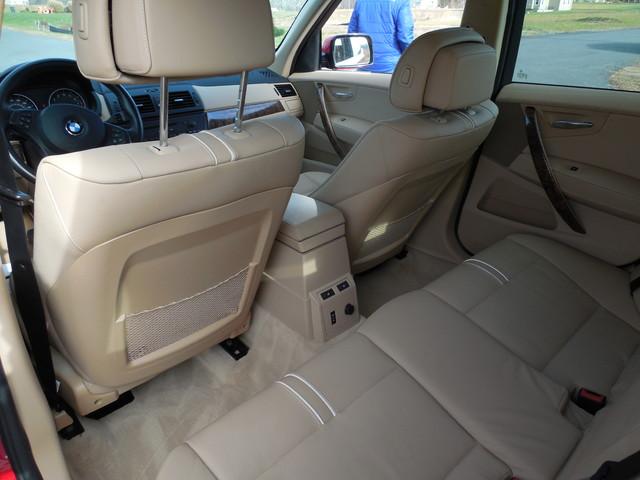 2008 BMW X3 3.0si Leesburg, Virginia 9