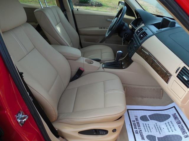 2008 BMW X3 3.0si Leesburg, Virginia 19