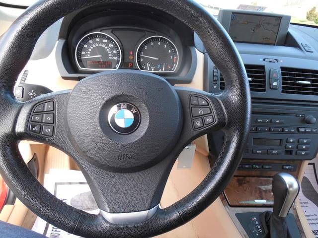 2008 BMW X3 3.0si Leesburg, Virginia 12