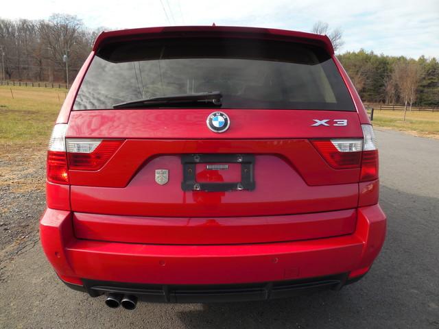 2008 BMW X3 3.0si Leesburg, Virginia 7