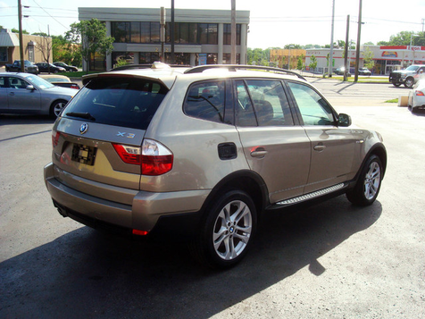 2008 BMW X3 3.0si  | Nashville, Tennessee | Auto Mart Used Cars Inc. in Nashville, Tennessee