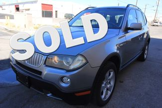2008 BMW X3 3.0si* PREM PKH* PANO ROOF* LEATHER AUTO* LOW MI* HEATED* WONT LAST* AWD Las Vegas, Nevada