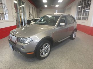 2008 Bmw X3 3.0 Awd, Heated Wheel & REAR SEATS, AWESOME INTERIOR COLOR Saint Louis Park, MN 9
