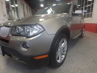 2008 Bmw X3 3.0 Awd, Heated Wheel & REAR SEATS, AWESOME INTERIOR COLOR Saint Louis Park, MN 23