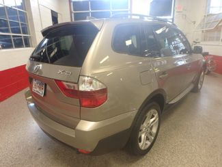 2008 Bmw X3 3.0 Awd, Heated Wheel & REAR SEATS, AWESOME INTERIOR COLOR Saint Louis Park, MN 12