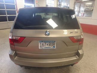 2008 Bmw X3 3.0 Awd, Heated Wheel & REAR SEATS, AWESOME INTERIOR COLOR Saint Louis Park, MN 13