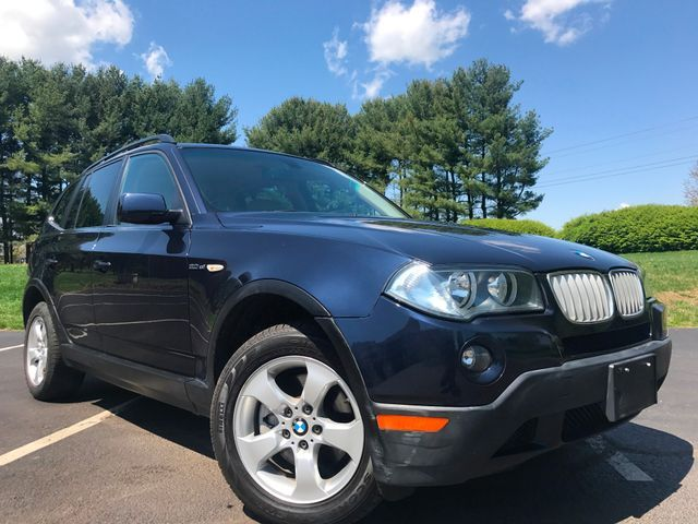 2008 BMW X3 3.0si 3.0SI Sterling, Virginia 1