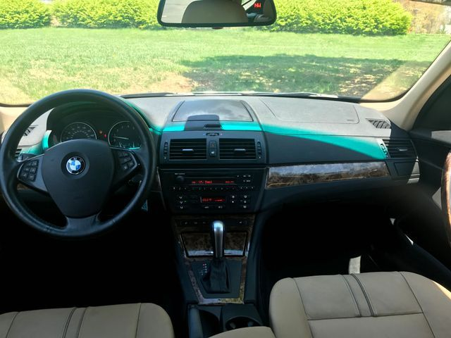 2008 BMW X3 3.0si 3.0SI Sterling, Virginia 13