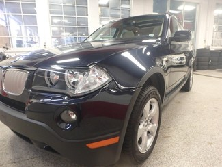 2008 Bmw X3 Stunning! LOW MILES. LARGE ROOF, LOADED. Saint Louis Park, MN 19