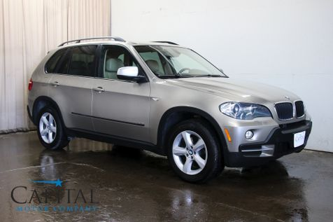2008 BMW X5 3.0si AWD Luxury SUV with Panoramic  Moonroof, Heated Seats & Heated Steering Wheel in Eau Claire