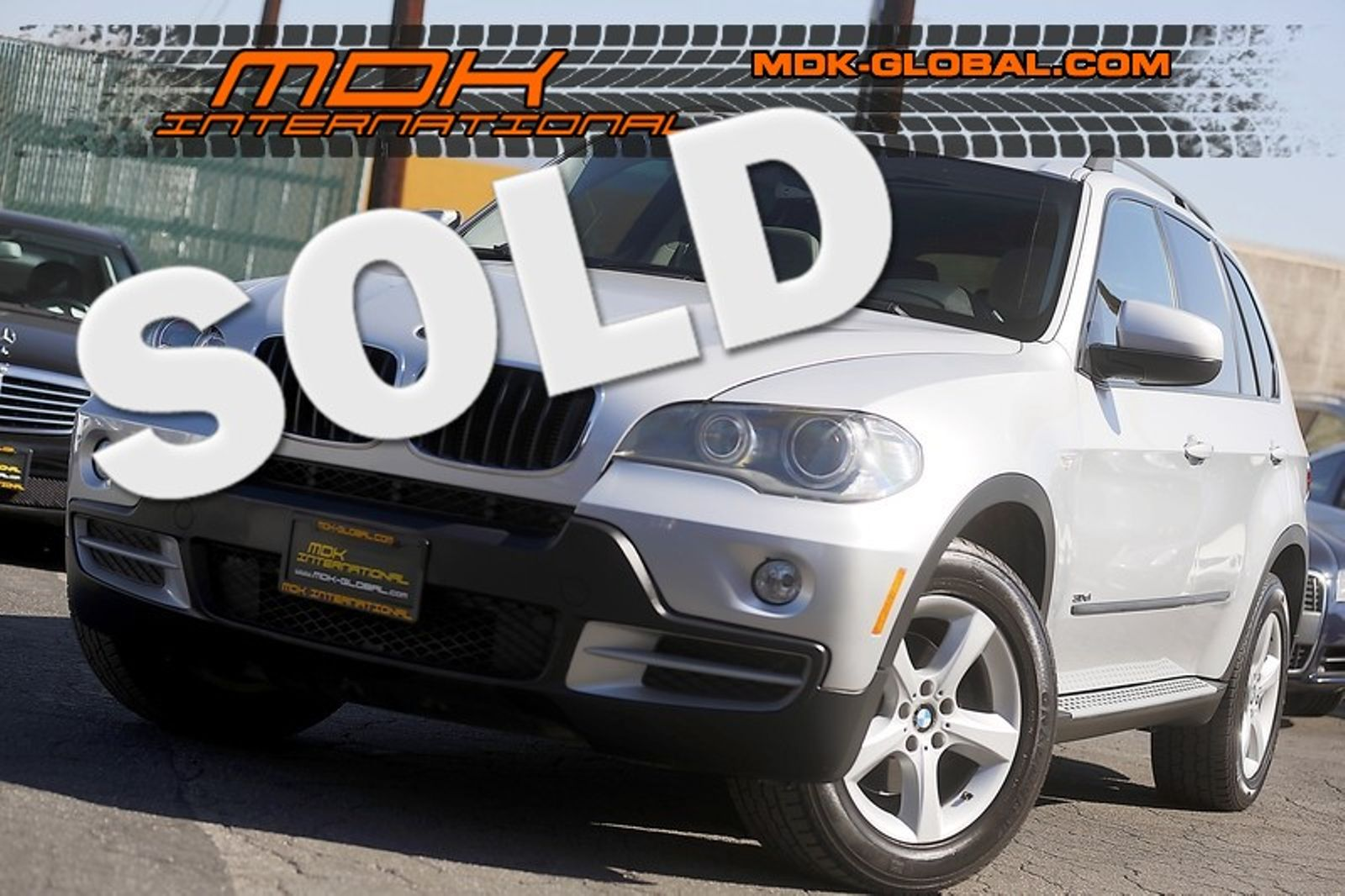 2008 bmw x5 30si - only 66k miles since new city california mdk
