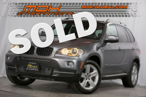 2008 BMW X5 3.0si - Sport - Nav - 3rd row seats in Los Angeles