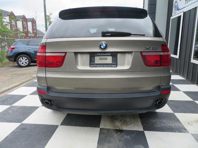 2008 BMW X5 3.0si Charlotte-Matthews, North Carolina 20