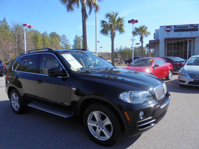 2008 BMW X5 48i NEW ARRIVAL NAVIGATION  PANORAMIC ROOF DVD  THIRD ROW SEAT DVD AND MUCH MORE