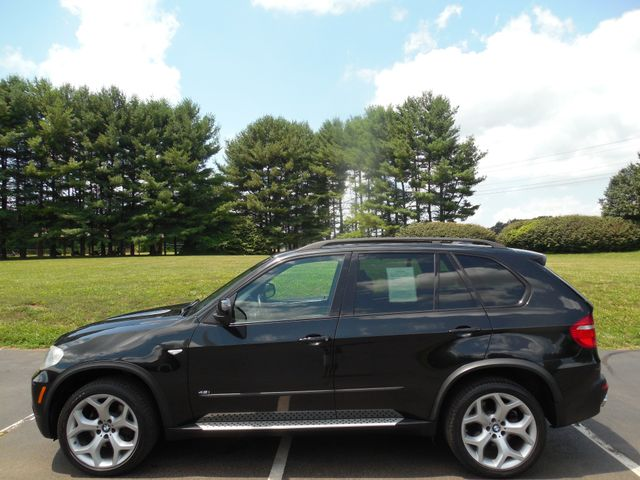 2008 BMW X5 4.8i Leesburg, Virginia 4