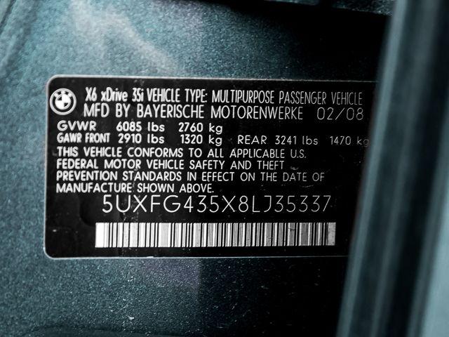 2008 BMW X6 xDrive35i Burbank, CA 27