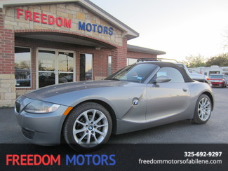 2008 BMW Z4 3.0i Roadster in Abilene,Tx Texas