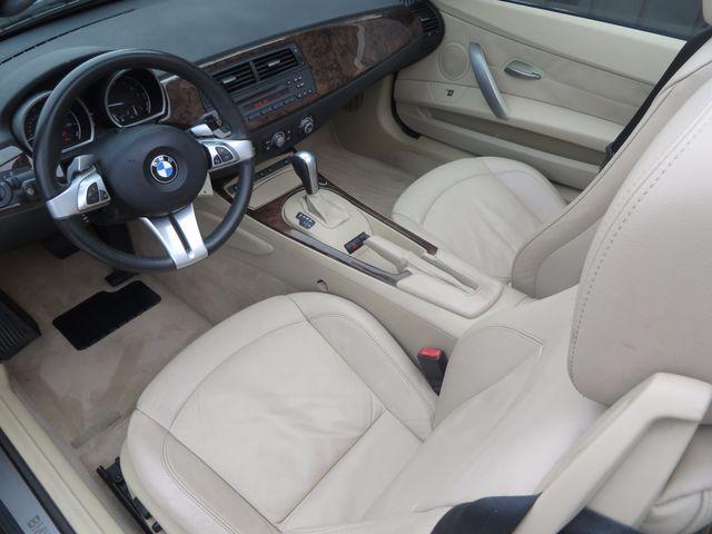 2008 BMW Z4 3.0i Charlotte-Matthews, North Carolina 13