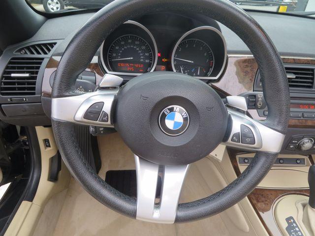 2008 BMW Z4 3.0i Charlotte-Matthews, North Carolina 16
