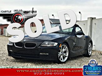 2008 BMW Z4 3.0i 3.0i | Lewisville, Texas | Castle Hills Motors in Lewisville Texas