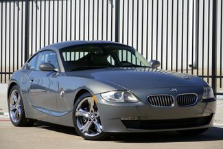 2008 BMW Z4 3.0si* Rare Coupe* HTD Seats* Sport* EZ Finance** | Plano, TX | Carrick's Autos in Plano TX