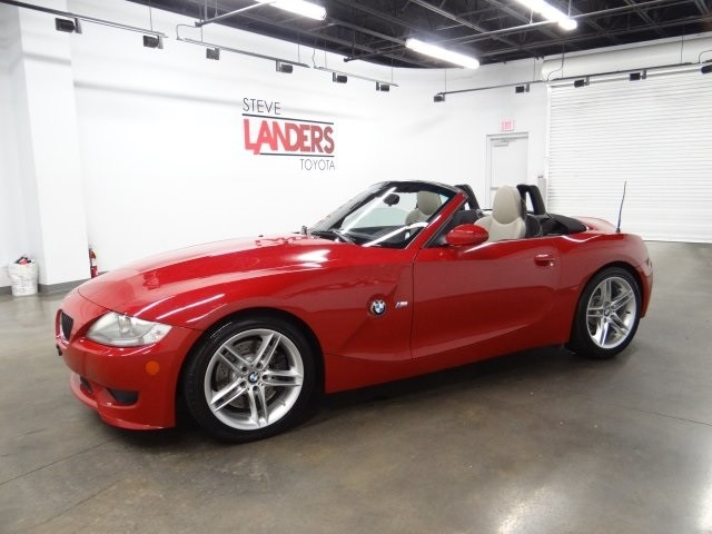 2008 bmw z4 m roadster convertible 2 door ebay. Black Bedroom Furniture Sets. Home Design Ideas