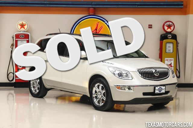 2008 Buick Enclave CXL This Carfax 1-Owner accident-free 2008 Buick Enclave CXL is in great shape