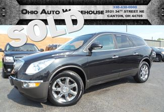 2008 Buick Enclave CXL AWD Navi Tv/DVD 3rd Row Cln Carfax We Finance | Canton, Ohio | Ohio Auto Warehouse LLC in  Ohio