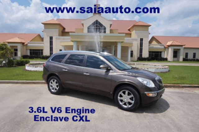 2008 buick enclave cxl dvdbucket ready to geaux baton rouge 2008 buick enclave cxl dvdbucket ready to geaux baton rouge louisiana sciox Image collections