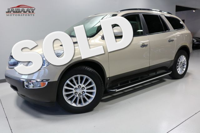 2008 Buick Enclave CXL Merrillville, Indiana 0