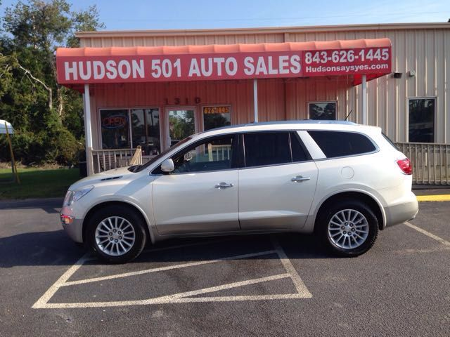 2008 Buick Enclave CXL | Myrtle Beach, South Carolina | Hudson Auto Sales in Myrtle Beach South Carolina