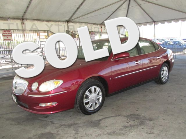 2008 Buick LaCrosse CX Please call or e-mail to check availability All of our vehicles are avai