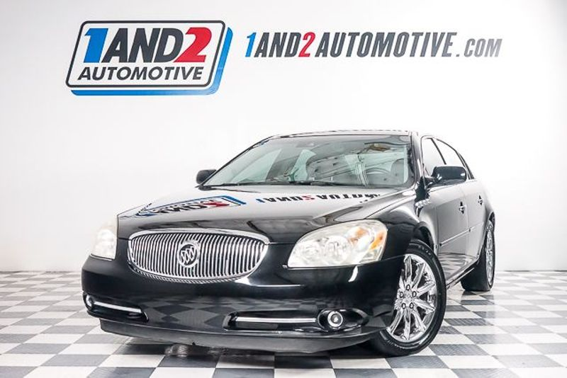 Buick Lucerne CXS Dallas TX - Buick of dallas