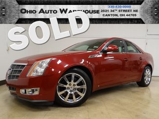 2008 Cadillac CTS-4 AWD Navi Pano Roof Clean Carfax We Finance | Canton, Ohio | Ohio Auto Warehouse LLC in  Ohio