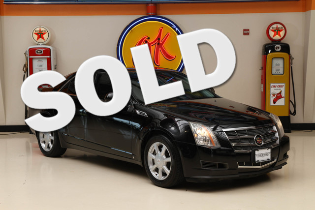 2008 Cadillac CTS RWD w1SA This 2008 Cadillac CTS is in great shape with only 126 351 miles The