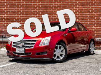 2008 Cadillac CTS RWD w/1SB Burbank, CA